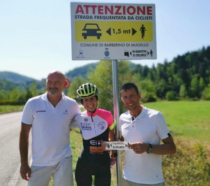 Marco Cavorso, Paola Gianotti e Maurizio Fondriest