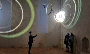 "Continuano le visite guidate alla mostra ""E luce fu"" in San Francesco a Cuneo"