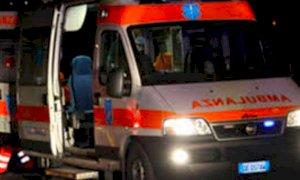 Incidente tra auto e moto a Madonna dell'Olmo: due feriti