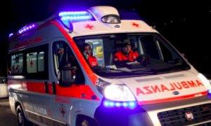 Incidente a San Bernardo di Cervasca, una donna incastrata tra le lamiere