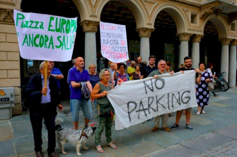 Cuneo, nuovo ricorso al Tar per chiedere la sospensione del progetto del parking sotterraneo in piazza Europa