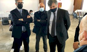 Saluzzo, Calderoni:
