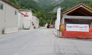 Tenda bis, più di 200 tonnellate di ferro furono rubate nel cantiere prima del sequestro