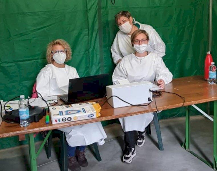 Moretta, si ferma la campagna vaccinale a Cascina San Giovanni