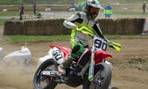 Motori, a Boves la seconda prova di Campionato Italiano Flat Track TT e Coppa Italia