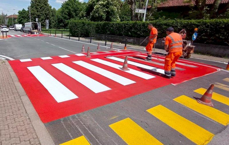 """Ironie sulla nuova viabilità nel quartiere San Paolo, il Comune risponde: """"È a misura d'uomo"""""""