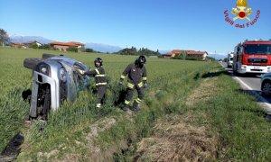 Scontro tra due auto a Savigliano, ci sono feriti
