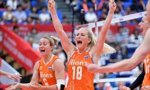 Pallavolo, gli impegni delle cuneesi Squarcini, Jasper e Gicquel in Volleyball Nations League e Golden League