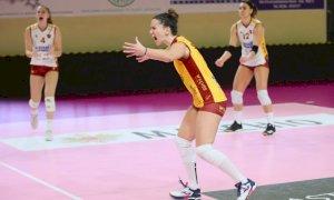 Volley, la savonese Ilaria Spirito è il nuovo libero della Bosca San Bernardo Cuneo