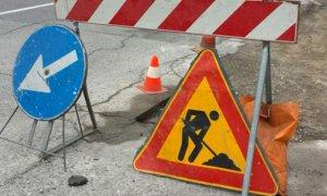 Chiusure e sensi unici lungo le strade provinciali per lavori