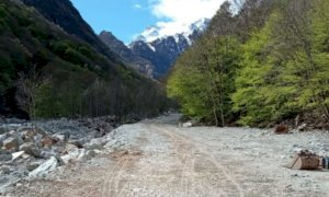 Valle Gesso: riaprono le strade provinciali per San Giacomo di Entracque e Terme di Valdieri