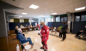 Completata la vaccinazione di 132 over 60 in alta val Varaita