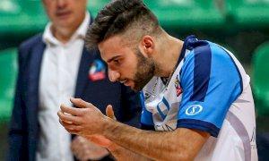 Pallavolo A2/M: Cuneo saluta Damiano Catania