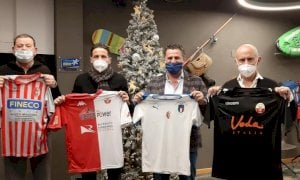 Calcio, Cuneo e Olmo danno vita alla nuova società: Mauro Bernardi sarà il presidente
