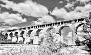 Viadotto Soleri, il ponte che ha resistito alle bombe degli alleati, ma non alla veemenza dei nazisti