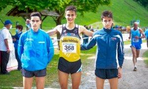 Corsa in montagna, oro per Elia Mattio e Francesca Ghelfi