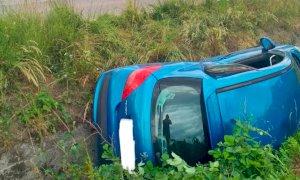 Incidente tra Rocca de' Baldi e Morozzo: due feriti