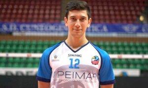 Pallavolo A2/M: Cuneo conferma Francesco Bisotto