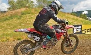 Motocross, Fabrizio Fissolo alle finali nazionali