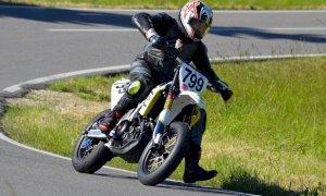 Motociclismo, Stefano Leone vittorioso nel Campionato Italiano Velocità in Salita