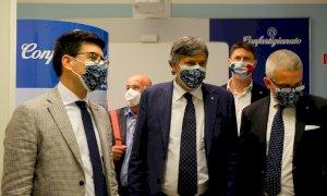 Da oggi è possibile vaccinarsi anche nella sede di Confartigianato Cuneo