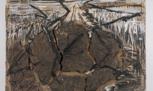 Un'opera di Kiefer protagonista della nuova mostra-restauro della CRC a Mondovì