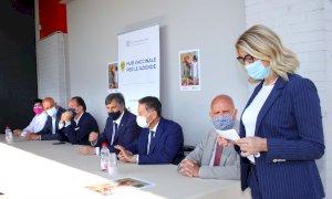 Cherasco, inaugurato il primo hub vaccinale di Confindustria