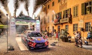 Sabato 12 giugno a Cherasco la partenza del Rally di Alba