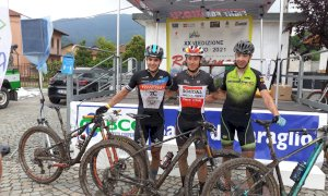 Ciclismo, Jacopo Billi trionfa nel ritorno della Rampignado di Bernezzo