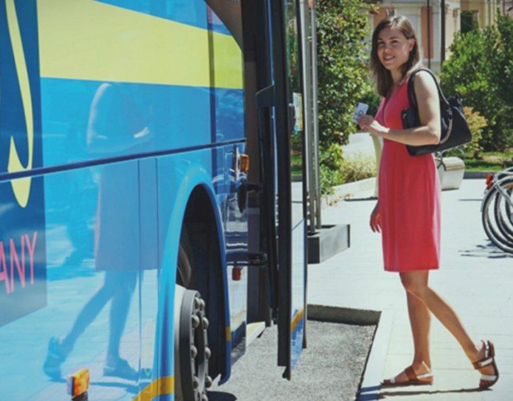 """Torna """"GrandaBus No Limits"""", l'iniziativa per incentivare la mobilità sostenibile dei più giovani"""