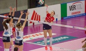 Pallavolo A2/F: la Lpm Bam Mondovì riparte dalla conferma di Veronica Taborelli
