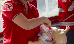 Busca, venerdì 2 luglio lezione formativa sulle manovre salvavita pediatriche