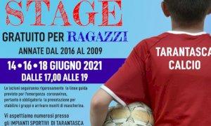 Calcio, l'Asd Tarantasca organizza uno stage estivo per ragazzi e ragazze