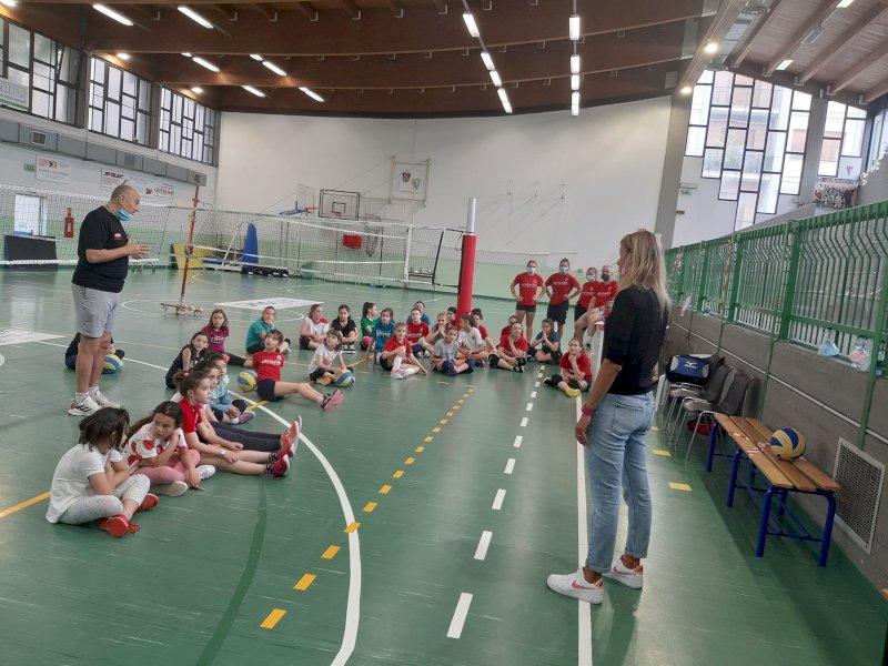 foto ufficio stampa Cuneo Granda Volley