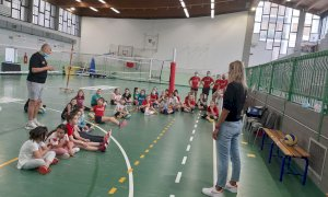A Cuneo volley per tutti con Granda Volley Academy
