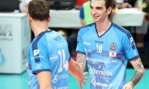 Pallavolo A2/M: Cuneo conferma Nicholas Sighinolfi