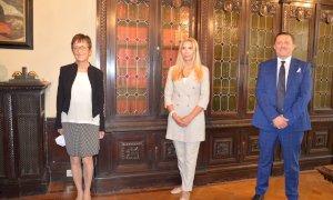 Il Console Generale della Bulgaria a Milano ha incontrato i vertici della Camera di Commercio di Cuneo