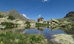 Tutte le date di apertura dei rifugi alpini dei parchi Alpi Marittime e Marguareis