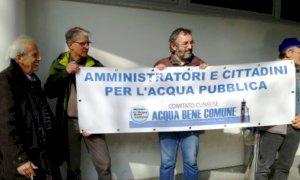 Da Cuneo a Roma a dieci anni dal referendum sull'acqua pubblica: