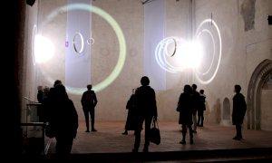 """Ultime due visite guidate alla mostra """"E luce fu"""""""
