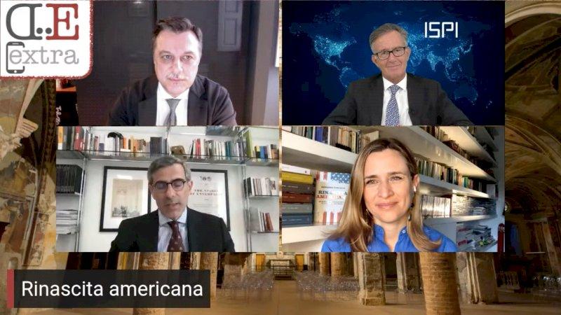 "Si è parlato di equilibri politici internazionali ai ""Dialoghi Eula Extra"""
