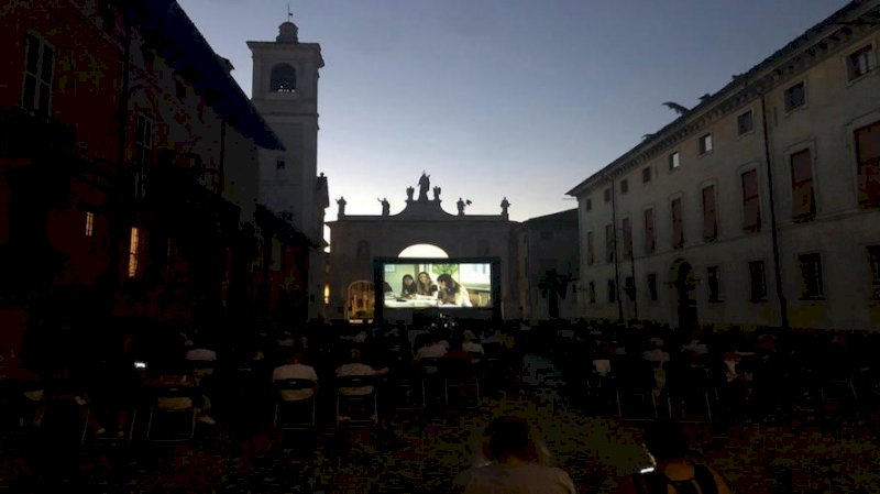 "A Cherasco torna la rassegna ""Cinema d'estate"""