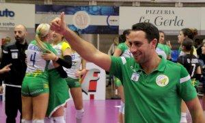 Pallavolo A2/F: Matteo Solforati è il nuovo allenatore della Lpm Bam Mondovì