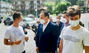 """Zona bianca, Cirio avvisa: """"Avremo maggior libertà, ma continuiamo a essere prudenti"""""""