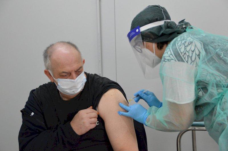Secondo appuntamento per la vaccinazione dei volontari della Protezione Civile