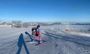 Comincia dal ghiacciaio delle Deux Alpes la preparazione estiva delle squadre regionali di sci alpino