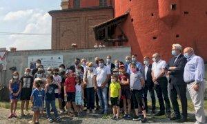 A Fossano una scuola di pesca intitolata a Nicolò ed Elia Martini