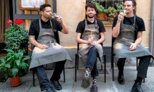 Per ripartire quattro giovani ristoratori cuneesi s'inventano le