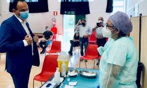Vaccini, il Piemonte supera le 3 milioni di dosi somministrate