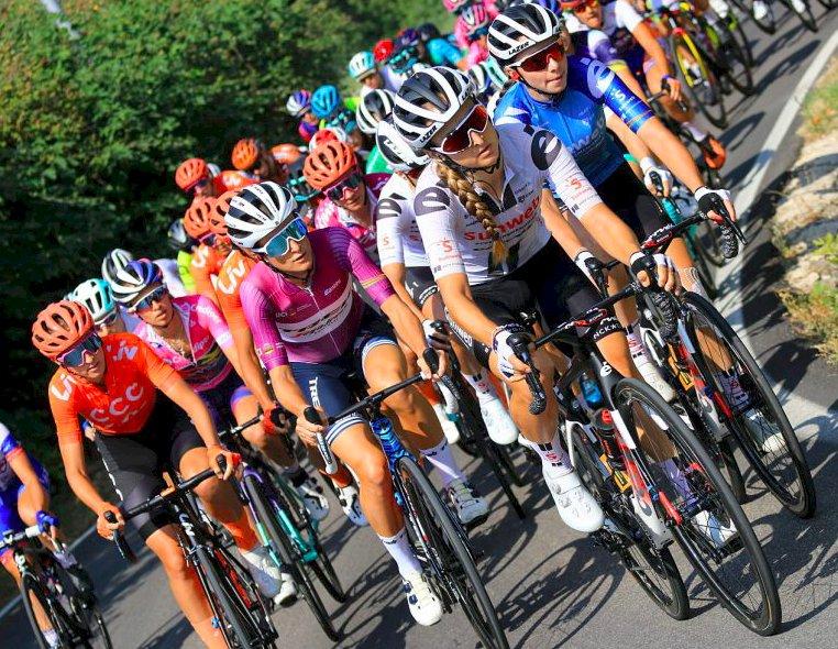Cresce l'attesa per la partenza del Giro d'Italia donne
